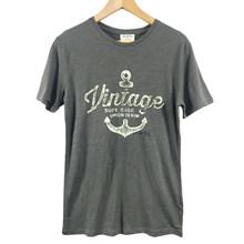 Musim Panas Pria Baru Jalan Tren Printing Lengan Pendek Huruf Retro T-shirt Leher Bulat Pria Katun Kasual Slim T-shirt t380(China)