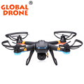 Global Drone 2015 New product GW007 1 quadcopter 4CH 6axis 2 4G remote control dron with