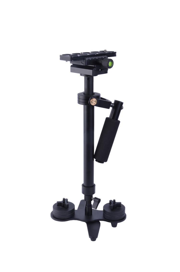 Photography strange weapon stabilization SLR camera shooting hand-held carbon fiber small Steadicam stabilizer<br><br>Aliexpress