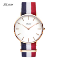 Luxury SKstar Ultra thin Designer Women Watch Fashion Mens Quartz watches Casual Womenes Quartz watch Leather