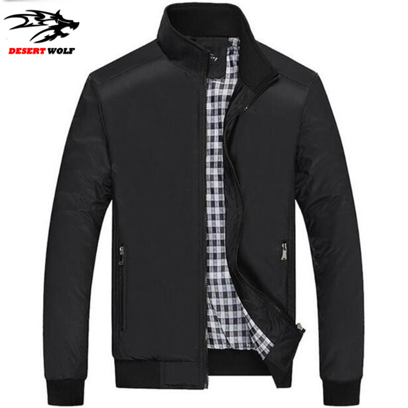 bomber jacket 2016 spring men's outdoor Jackets new Fashion Sportswear long sleeve casual Coats male clothes M-5XL Free shipping(China (Mainland))