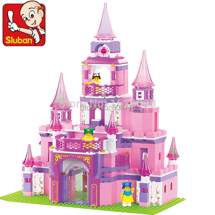 Toy Castle Show : The little girl s exclusive princess castle series of