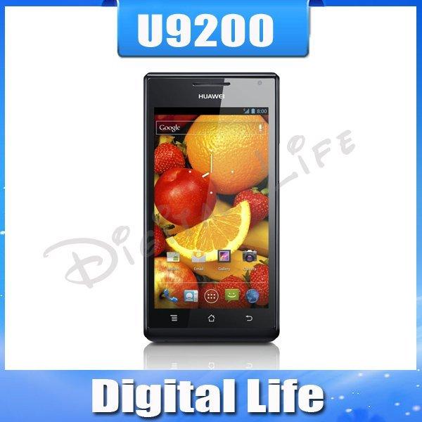 Original HUAWEI Ascend P1 U9200 Mobile Phone Unlocked Dual Core Android HD BSI Camera