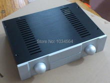 Buy FULL aluminum chassis case enclosure preamp/merge/amplifier 320*70*248mm for $41.40 in AliExpress store