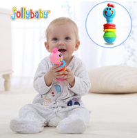 Baby Toy Musical Caterpillar Rattle Cute Cartoon Animal Doll Early Educational