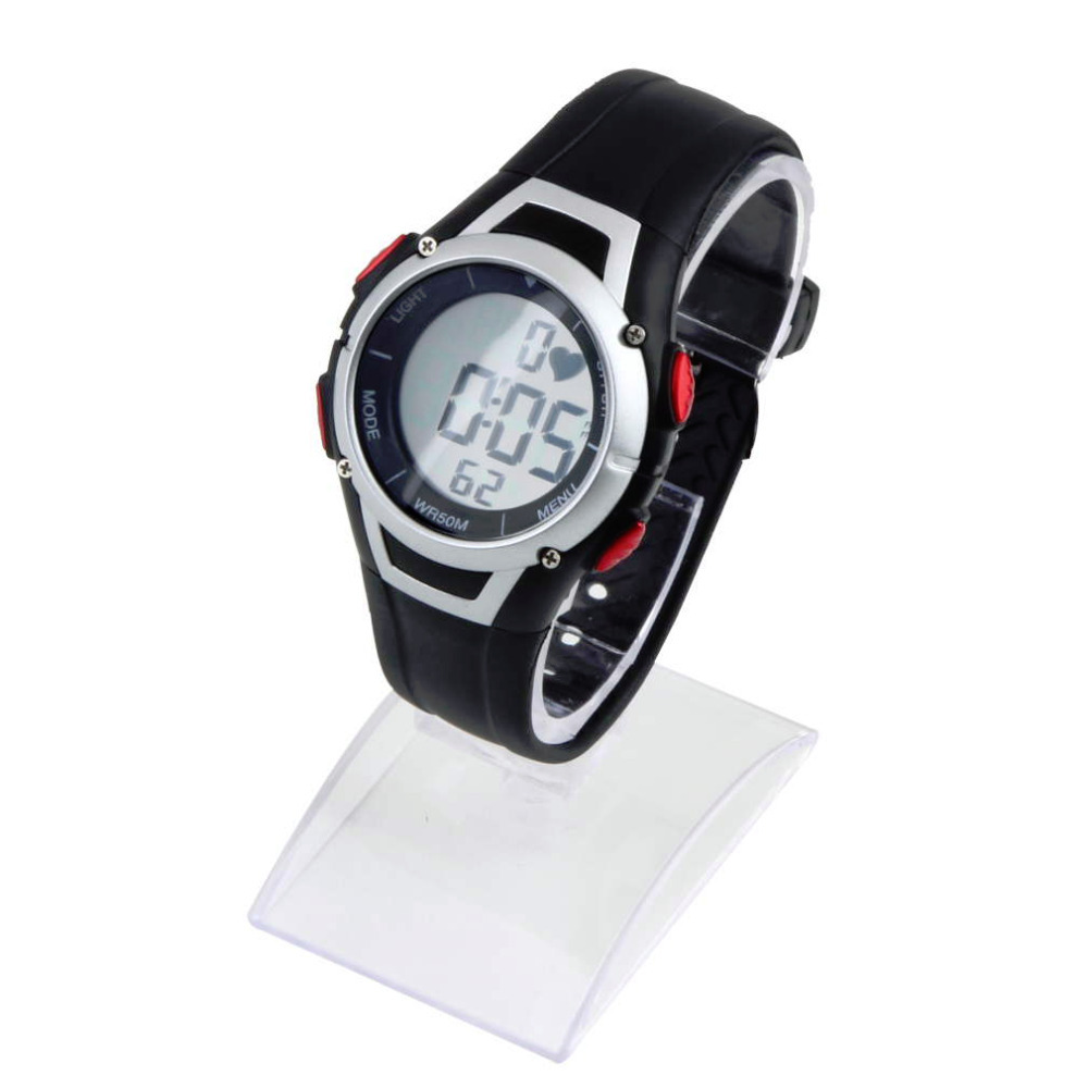 Chest transmitter strap + Watch Wireless Heart Rate Monitor