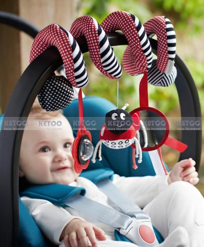 Детская погремушка Toys for babies Brinquedos J0242