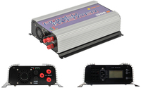 SUN-1000G-WAL-LCD,For 3 phase wind generator,,1000W wind power inverter,grid tie inverter,power inverter ,MPPT Function