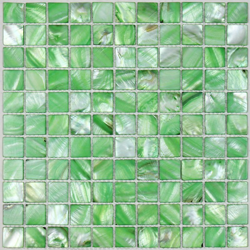 Rural style green mother of pearl tile nature kitchen backsplash bathroom wall painted green shell greens interior pearl tiles<br><br>Aliexpress