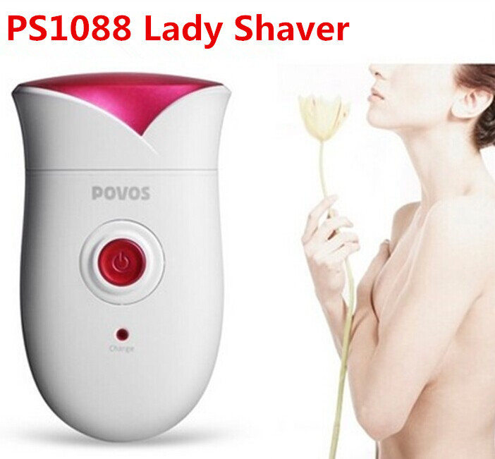 NEW POVOS PS1088 Epilator Hair removal Machine Womens shaver Trimmer Shaving for Bikini Body Face Underarm Smooth legs<br><br>Aliexpress