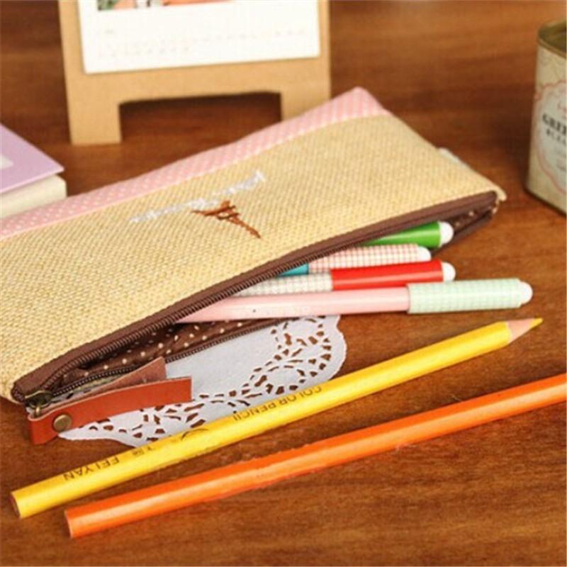 Retro-towers-linen-pencil-bag-pen-and-pencil-case-Kawaii-Mini-Storage-organizer-bag-stationery-school (3)
