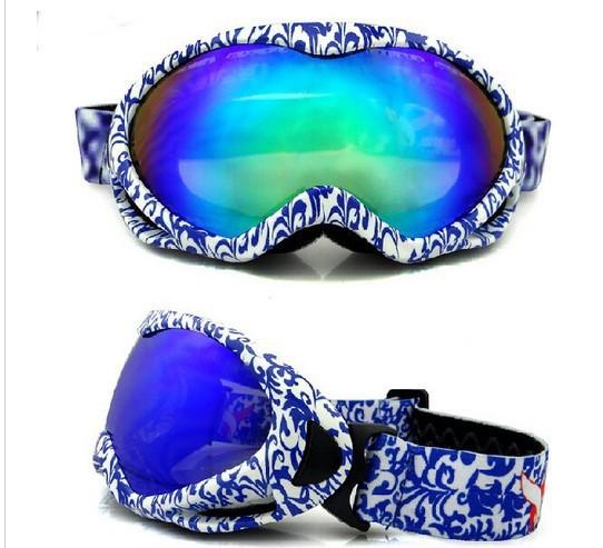 High Quality Brand Kids Ski Mask Girl Boys Goggles Skiing Glasses Snowmobile Snow Gafas Nieve Snowboard Googles ski goggle(China (Mainland))