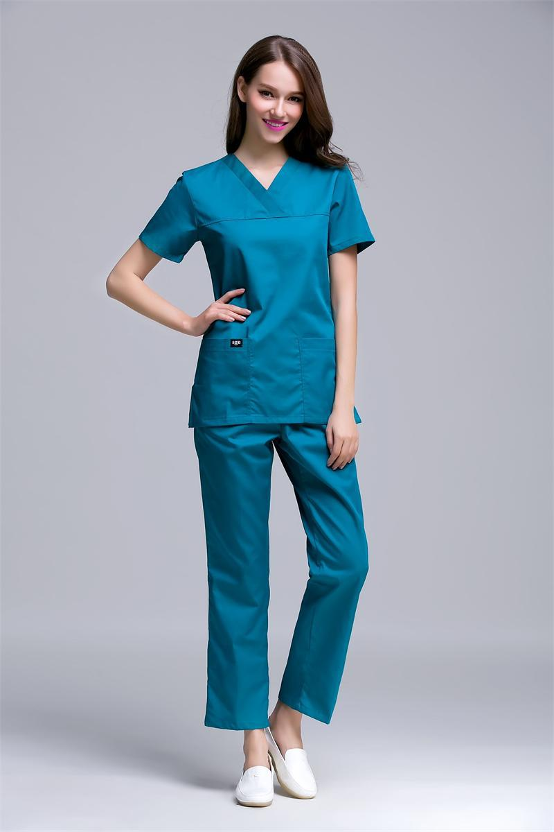 hospital lab coat Picture - More Detailed Picture about Surgical ...