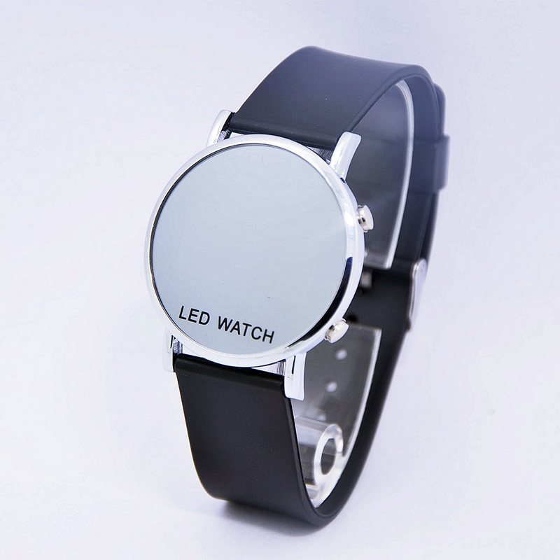 2016 NEW Fashion Cartoon Watch for Girls Kid Children Casual Silicone Digital LED Quartz Wristwatches relogio masculino