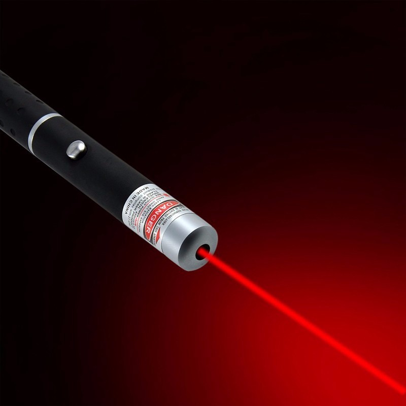 1Piece powerful Red Laser Pointer Laser sight Pen laser 5mw Strong Lazer laser 101 (Without Battery)