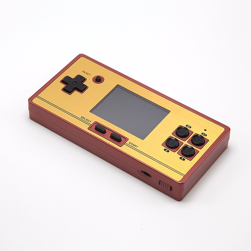 Free Shipping hot sale 2.6 Inch Retro Game Console Portable video Game Console Classic Free 600 games NES gift for kid
