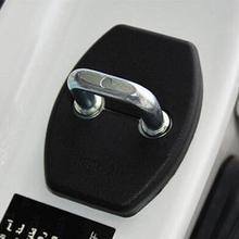 Buy Car Styling Door lock Buckle waterproof rust protection Cover Lexus GX series 2010-2014/Geely Panda 2009-2014/ BYD S6 S7 for $2.99 in AliExpress store