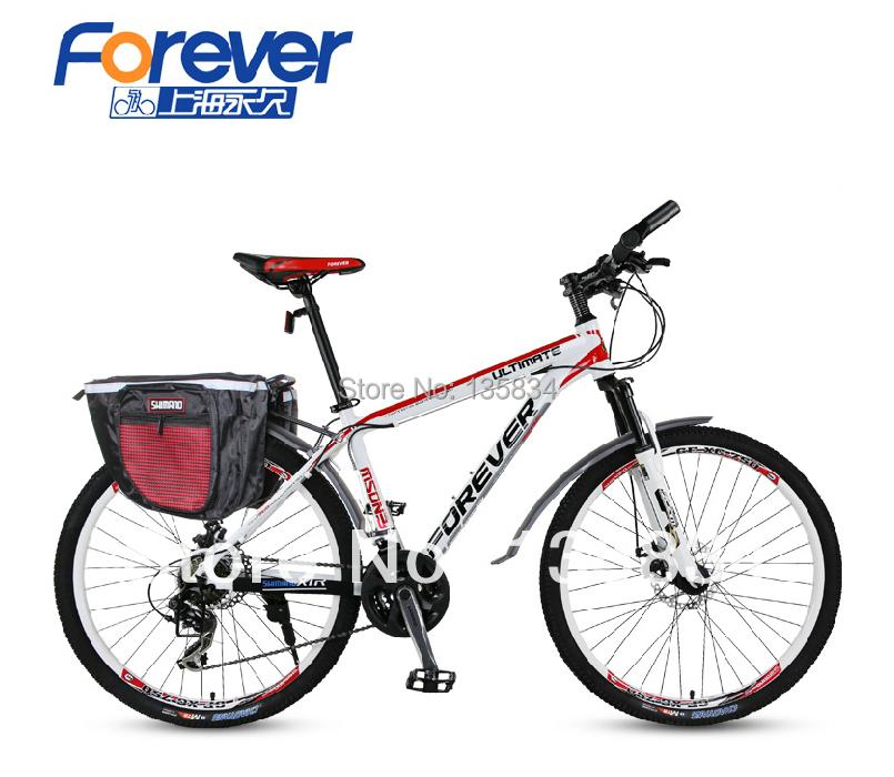"Forever YE880 2014 Brand New Bicicleta Mountain Bike Bicycles Full Shocking proof 26 "" Mountain Bicycle Disc Break Cycling Bike(China (Mainland))"