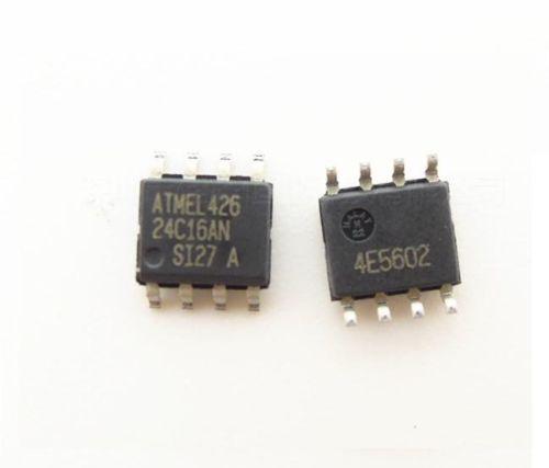 50PCS AT24C16AN AT24C16 IC EEPROM 16KBIT 400KHZ 8SOIC NEW(China (Mainland))
