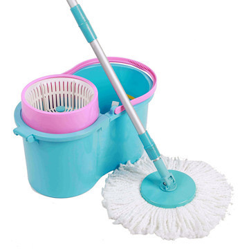 hot sales! Easy Life Hurricane Magic Spin Mop 360 Bucket 2 Heads As seen on tv!
