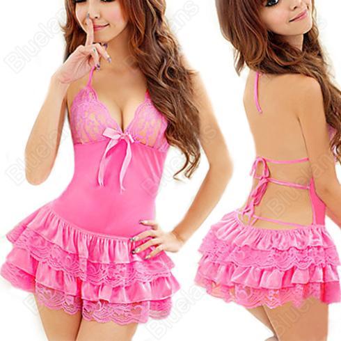 Hot Pink Babydoll Promotion-Shop for Promotional Hot Pink Babydoll ...