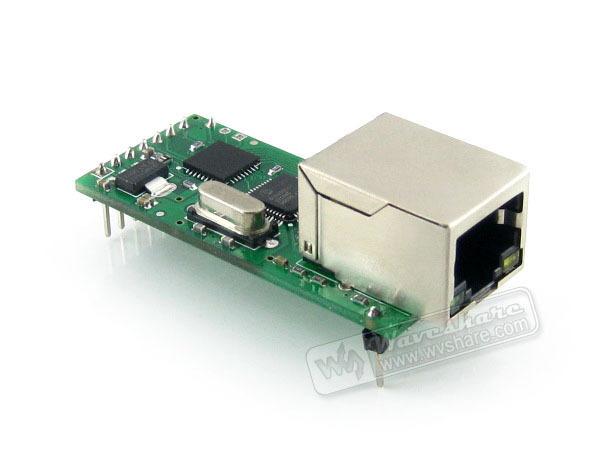 5pcs/lot USR-TCP232 High-speed Ethernet to Serial RS232 Module Convertor TCP/UDP Data to UART RJ45 Ethernet Development Kit