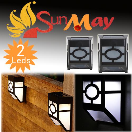 Солнечный светильник для улицы Sunmay , Luminaria Outdoorel sm-w-03