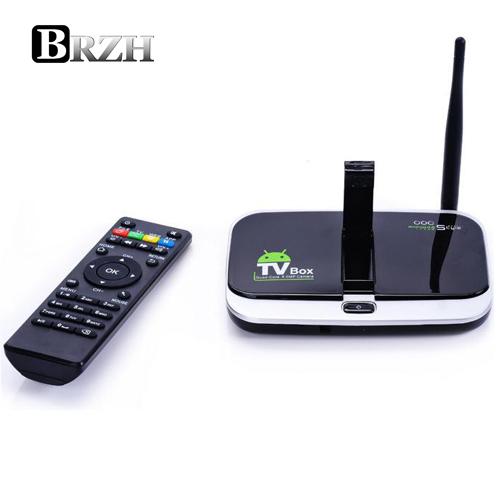CS918S Andriod 4.4 Smart TV Allwinner  A31S Quad Core 2GB/16GB 5.0 MP Camera XBMC Bluetooth WIFI HDMI Media Player TV Receiver