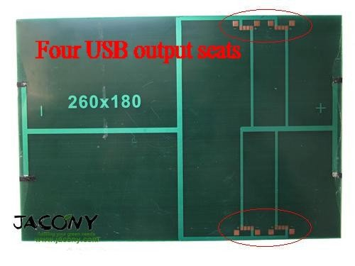 Mini Solar Module Solar Panel 5W/6V PET Laminated Polycrystalline Solar Cell 2pcs/Lot