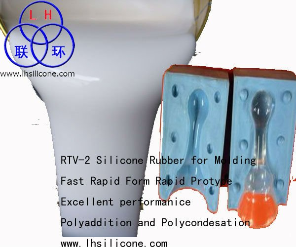Rubber RTV-2 silicone for ear mold materials(China (Mainland))
