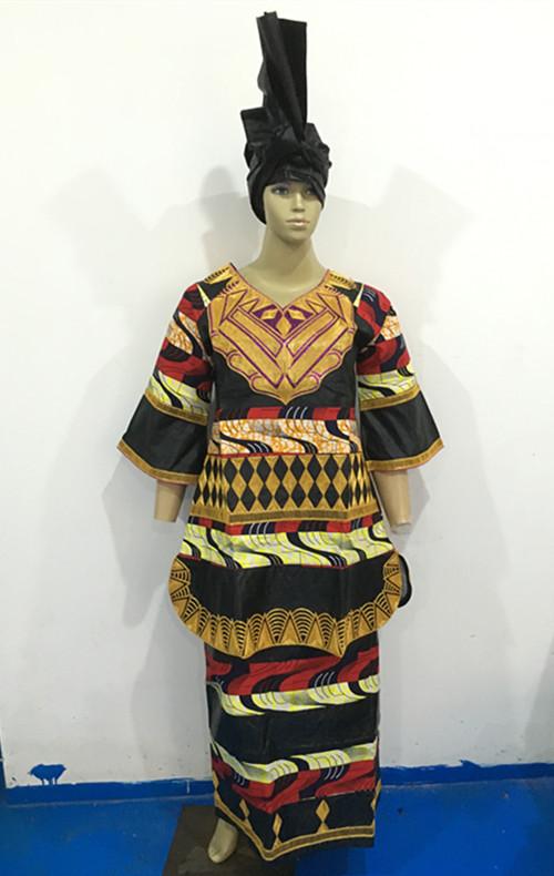 Африканская одежда из Китая