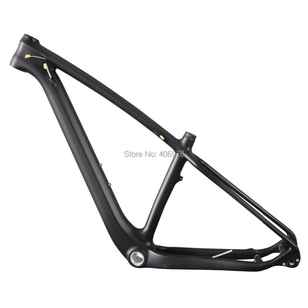 29er Hardtail MTB Carbon Fiber Frame Mountain Bike Frame Bicycle FM056