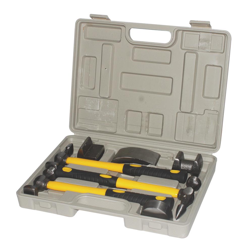 7 Pieces Auto Body & Fender Repair Kit, Car Body Repair