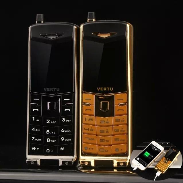 2015 Big battery metal bar phone luxury mini mobile phone support power bank function Russian keyboard francais espanol cheaper(China (Mainland))