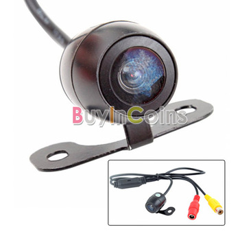 New Universal WideAngle Car Rear View Camera Butterfly   #4230