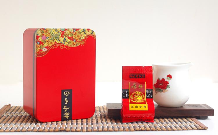 Tea traditional smoked paulownia premium longan, small 100