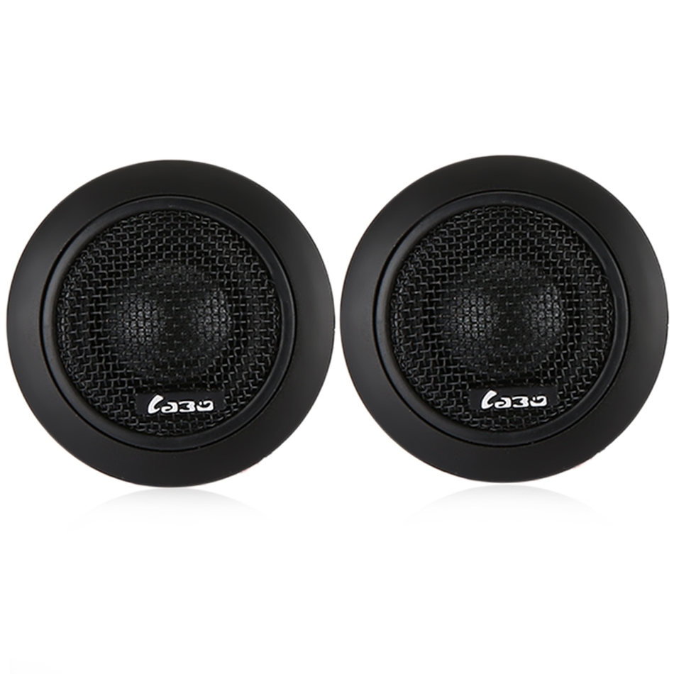 Paired LABO Leibo LB - GY108A25 Car Speaker Automobile Dome Sound Music Tweeter 25mm KSV Voice Coil High Sensitivity