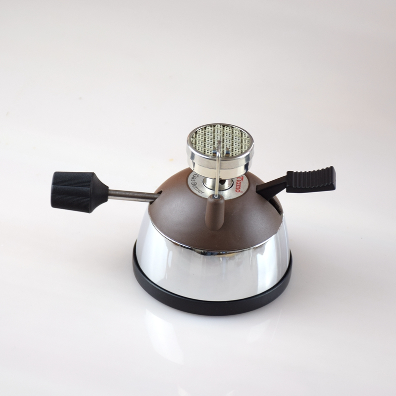 how to clean stainless steel stovetop burnt by the gas