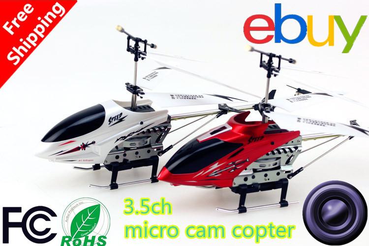 Spy Camera Fly rc Helicopter Fly Camera
