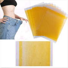 10 pcs Slim Patches Slimming Fast Loss Weight Burn Fat Belly Trim Patch
