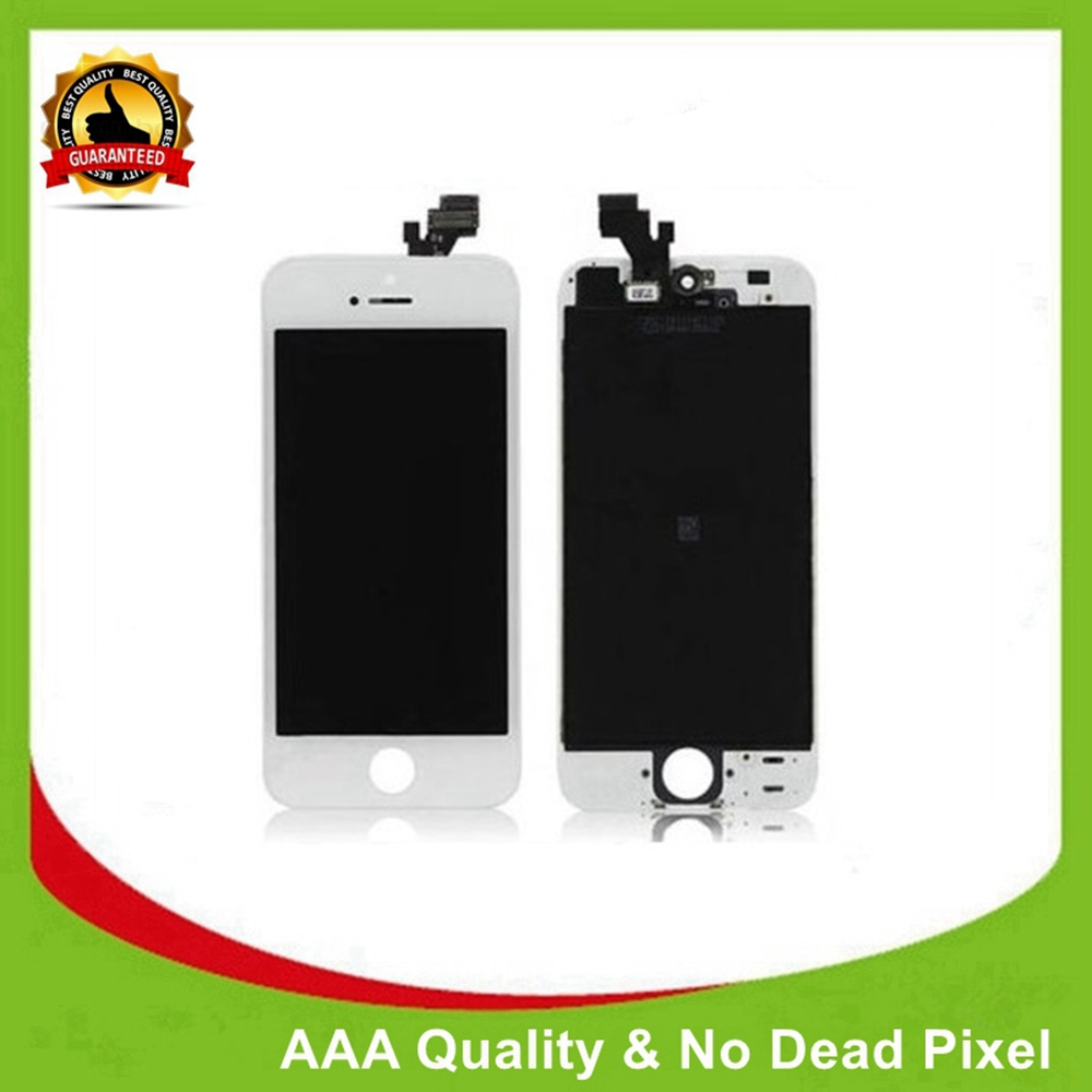 High Quality for iPhone 5 lcd touch screen with digitizer assembly,Wholesale lcd touch screen displays AAA Quality No Dead Pixel(China (Mainland))