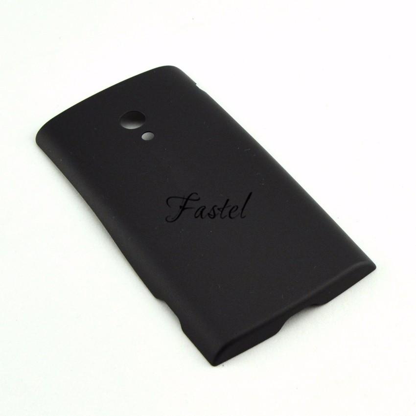 For Sony Ericsson Xperia X10 X10i Black Original New Mobile Phone back housing cover case/battery door cover free shipping