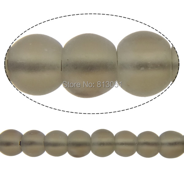 Free shipping!!!Quartz Jewelry Beads,Designs, Smoky Quartz, Round, natural, frosted, 16mm, Hole:Approx 2mm<br><br>Aliexpress