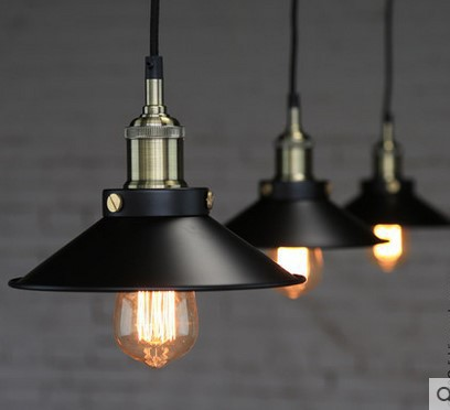 American loft stil edison vintage light industrie - Lamparas tipo industrial ...