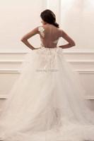 Свадебное платье CHEPEARL 2015 wn0034