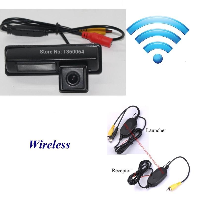 DIY waterproof wireless/no wire wifi car/auto backup rear view/rearview reverse camera/camara/kamera for Toyota Echo(China (Mainland))