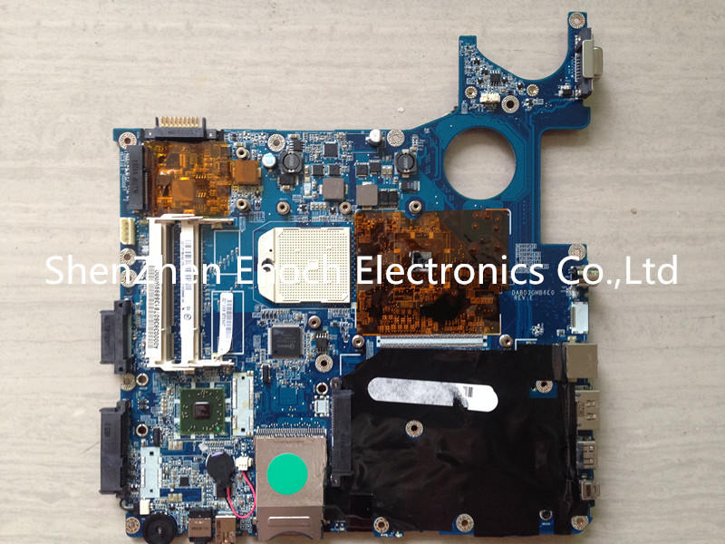 For A000038360 For Toshiba Satellite P300D A300D AMD Integrated laptop motherboard,100%Tested DABD3GMB6E0 60 days warranty(China (Mainland))
