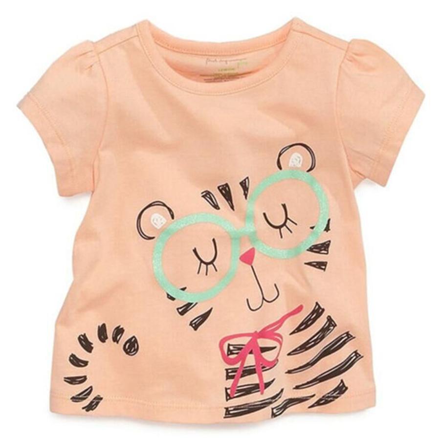 kids t shirt Cat Pattern children tshirt boys clothes zootopia designs clothes camiseta real de madrid 2017(China (Mainland))