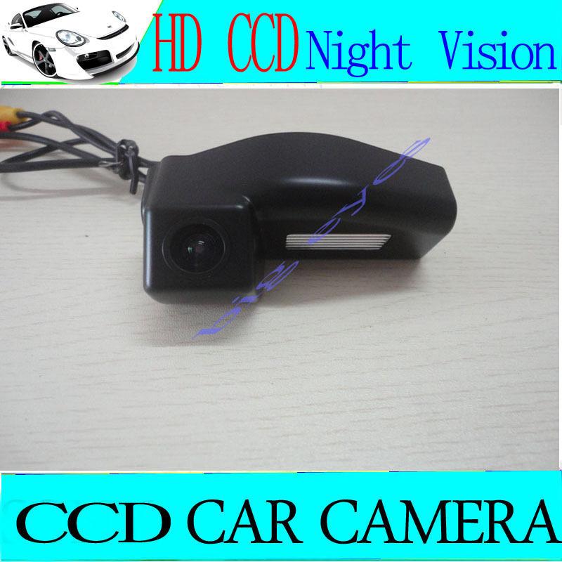 Mazda 2 Car Rear View CCD Camera Mazda 3 Car BackUp Camera with CCD + WaterProof IP67 Wide Angle 170 Degrees + Free Shipping(China (Mainland))