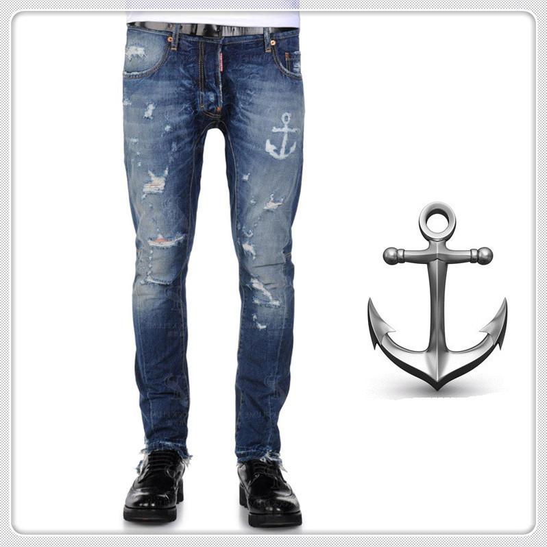 designer skinny jeans for men aliexpress com buy high